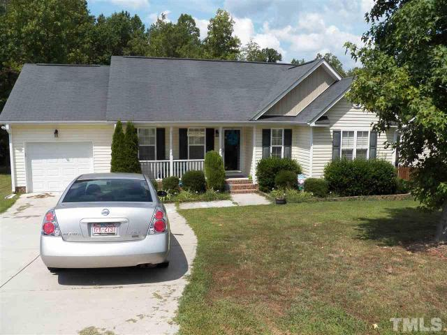 105 Atherton Dr, Youngsville NC 27596