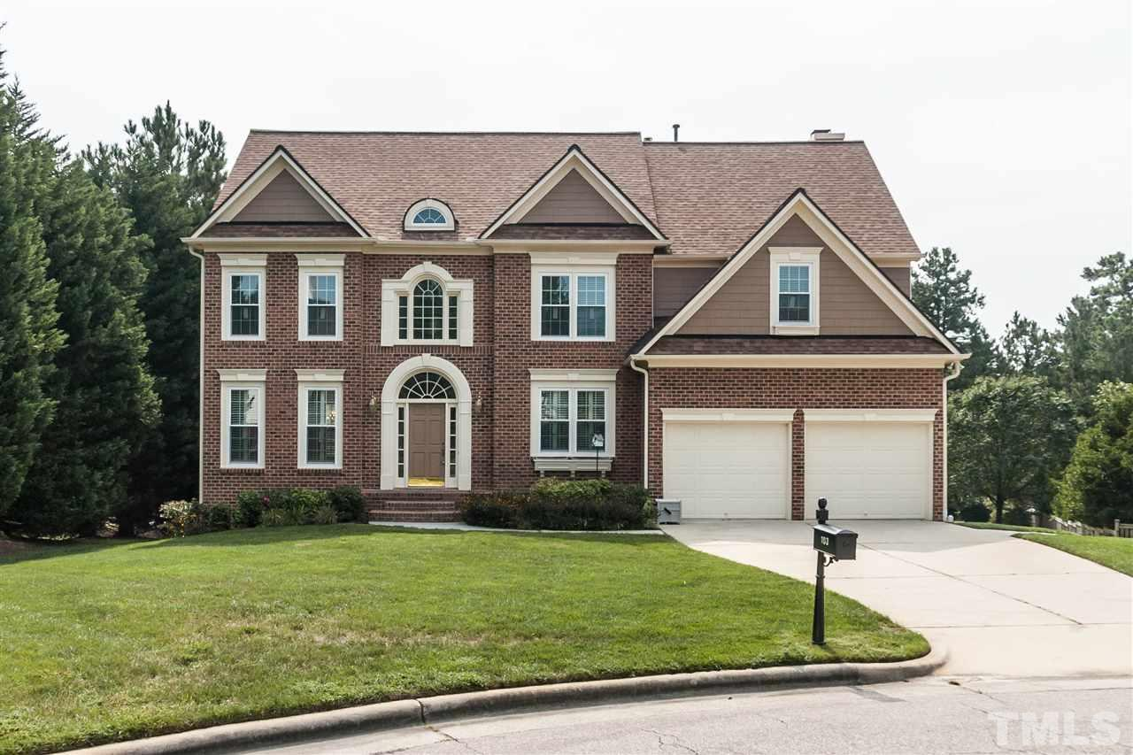 103 Absher Ct, Cary, NC