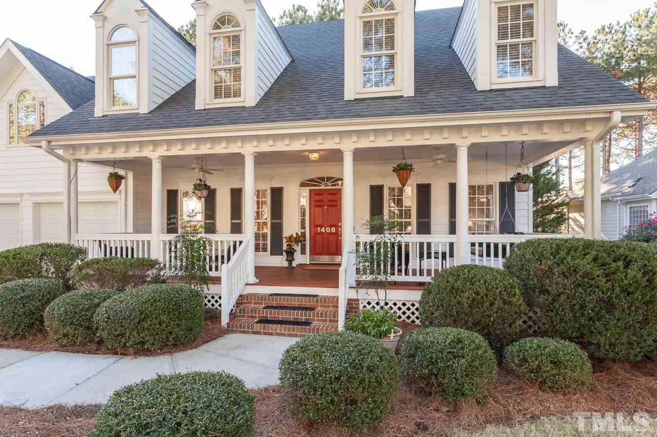 1408 Hartsfield Forest Dr, Wake Forest, NC