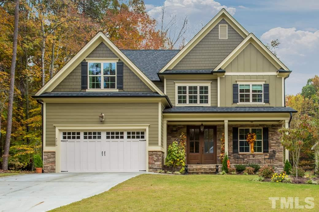 4216 Worley Dr, Raleigh, NC