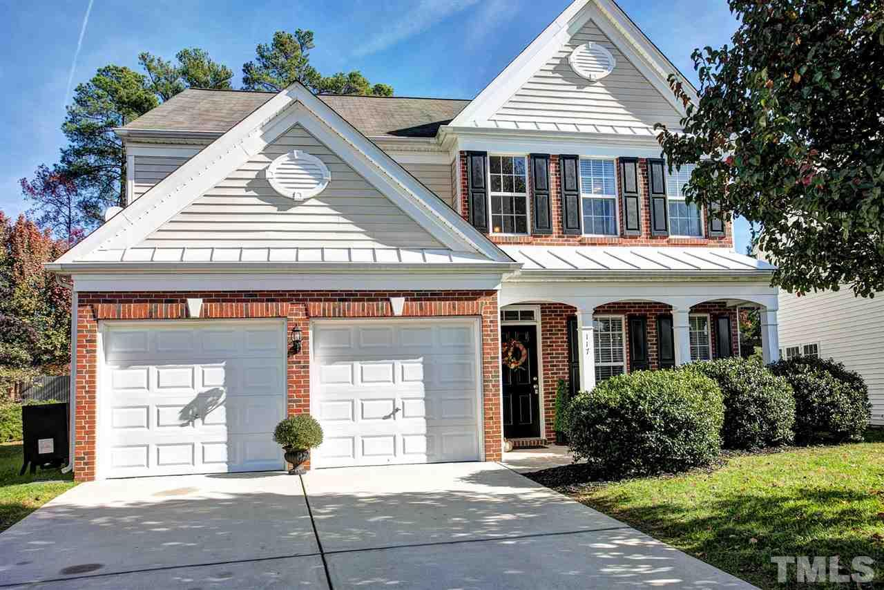 117 Shadow Mountain Ln, Morrisville, NC