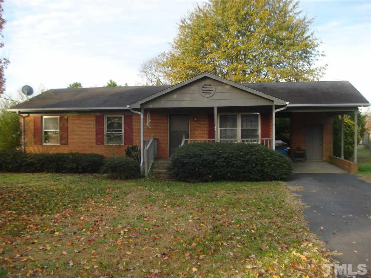 803 Warren Rd, Erwin, NC
