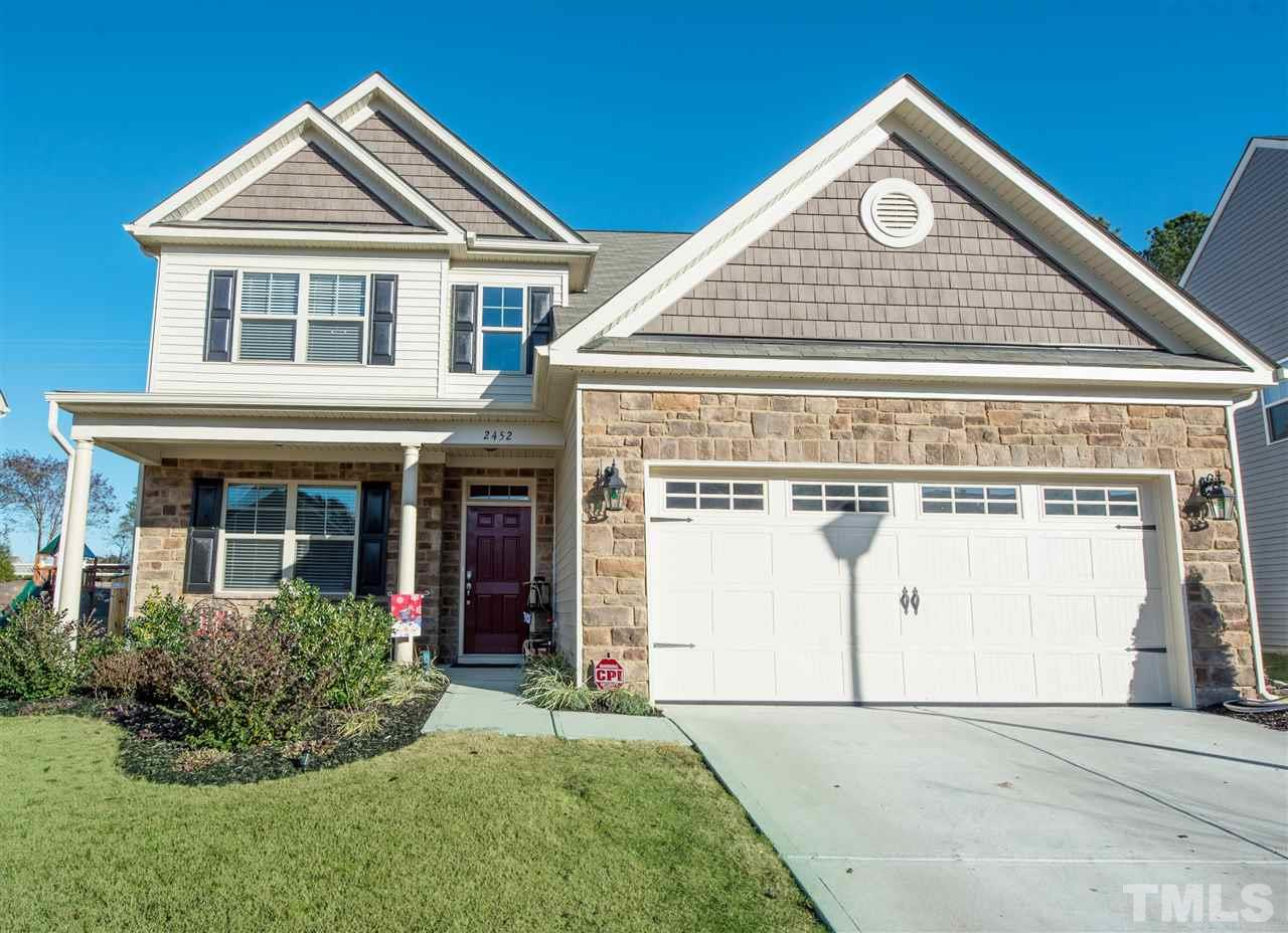 2452 Everstone Rd, Wake Forest, NC