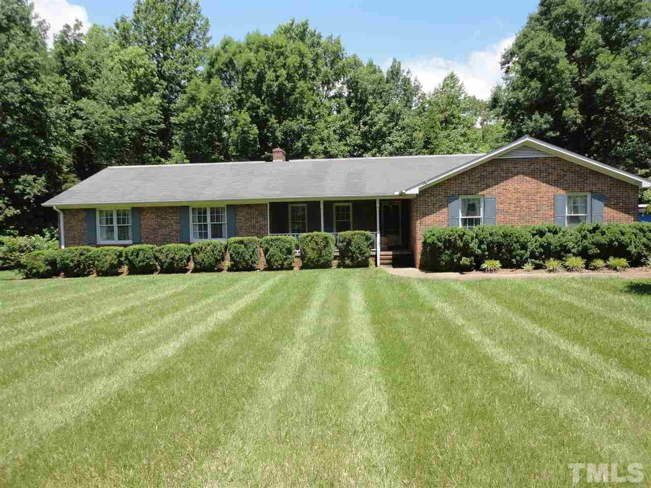 181 Staley Boswell Rd, Yanceyville, NC