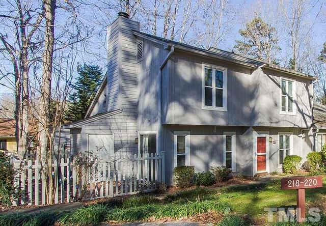 218 Twin Oaks Pl, Cary NC 27511
