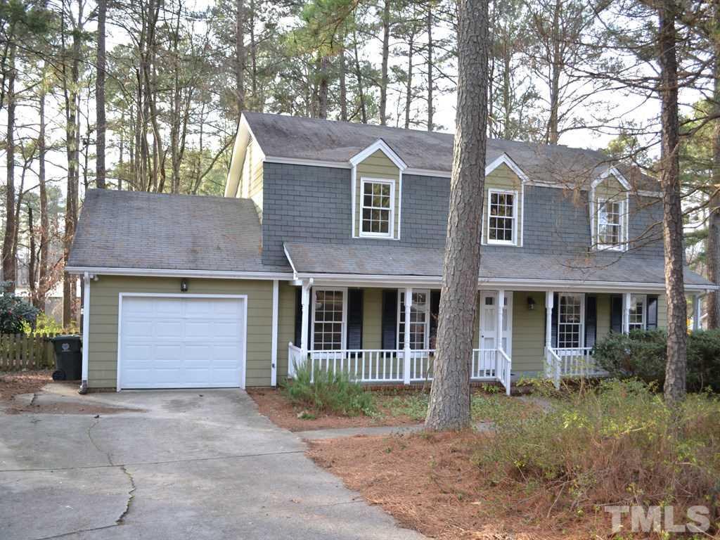 6605 Ashworth Ct, Raleigh, NC