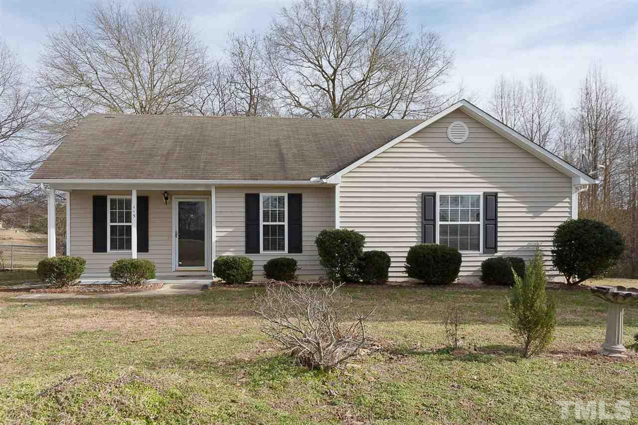 115 Chandler Ct, Willow Spring, NC