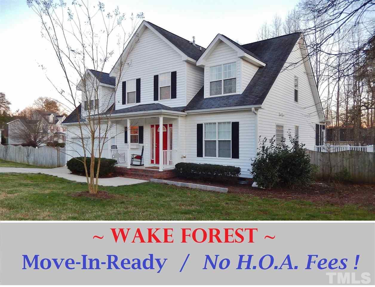 705 Stoningham Pl, Wake Forest, NC