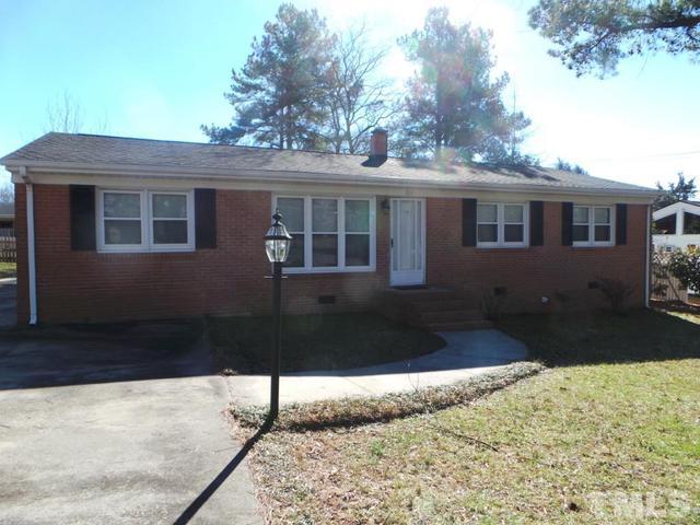 311 Pine Tree Rd, Oxford NC 27565
