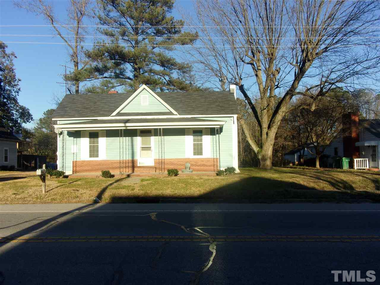 508 W Second St, Kenly, NC