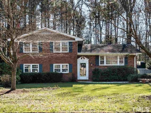 120 Meadow Dr, Cary NC 27511