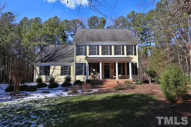 1613 Meadow Ln, Chapel Hill NC 27516
