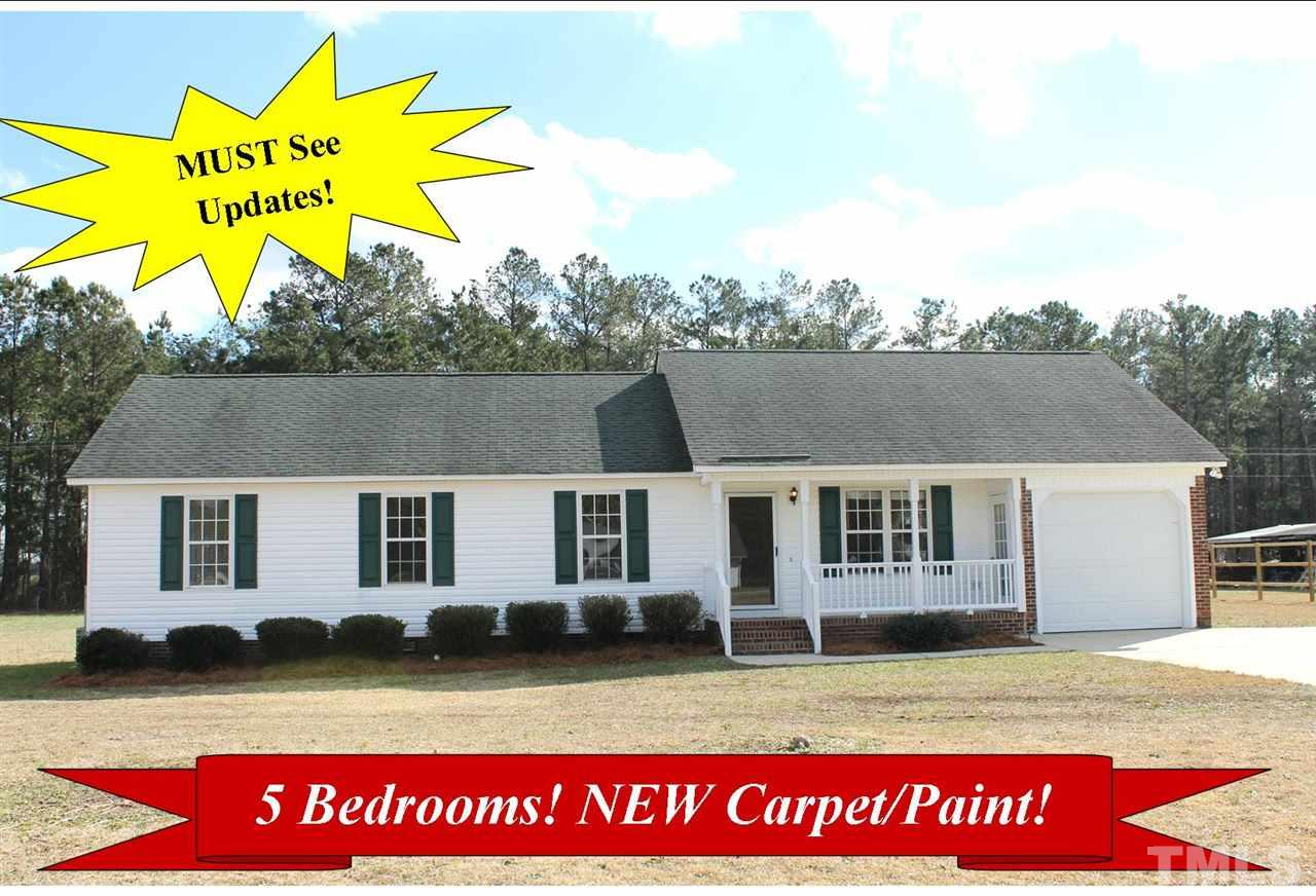 208 Clearwater Dr, Smithfield, NC