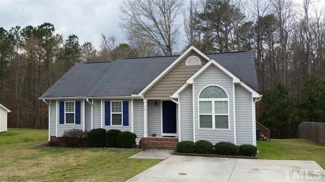 75 Atherton Dr, Youngsville NC 27596