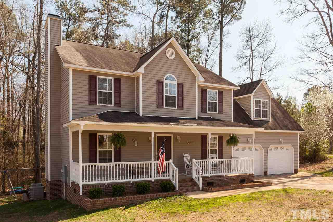 8400 Fawncrest Dr, Raleigh, NC