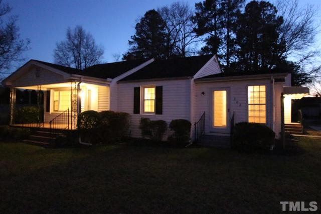 202 E Holmes St, Benson, NC