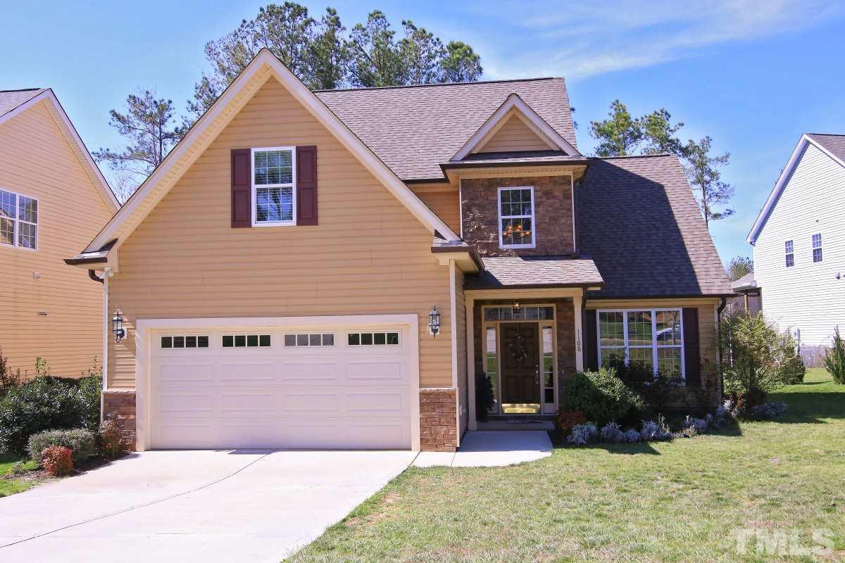 1106 River Birch Way, Mebane, NC