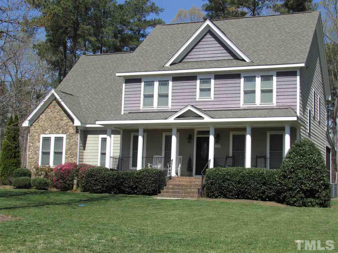 114 Camille Cir, Youngsville, NC