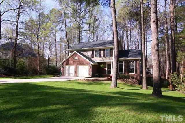 1712 Misty Meadow Ln, Garner, NC