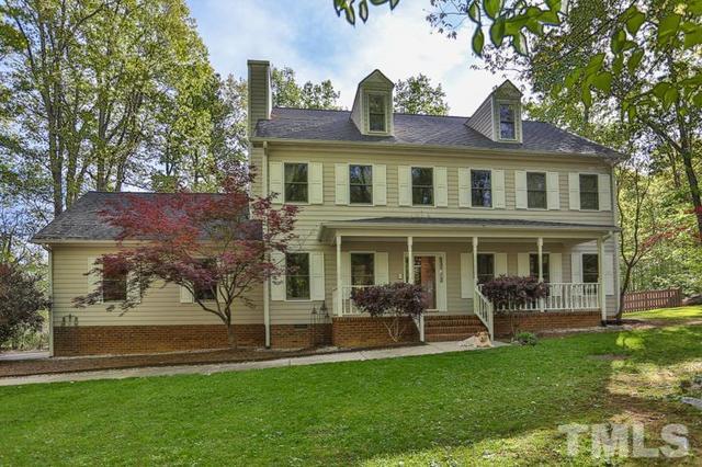 109 Quailview Dr, Chapel Hill, NC
