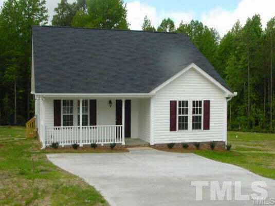 45 Atherton Dr, Youngsville NC 27596