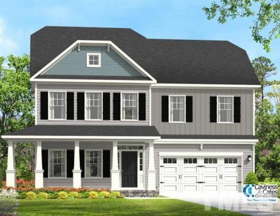 217 Royal Oak Ln, Garner, NC