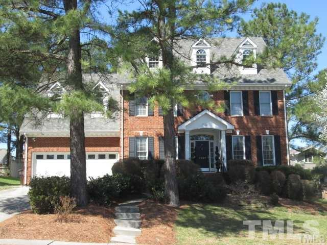 1321 Heritage Club Ave, Wake Forest NC 27587