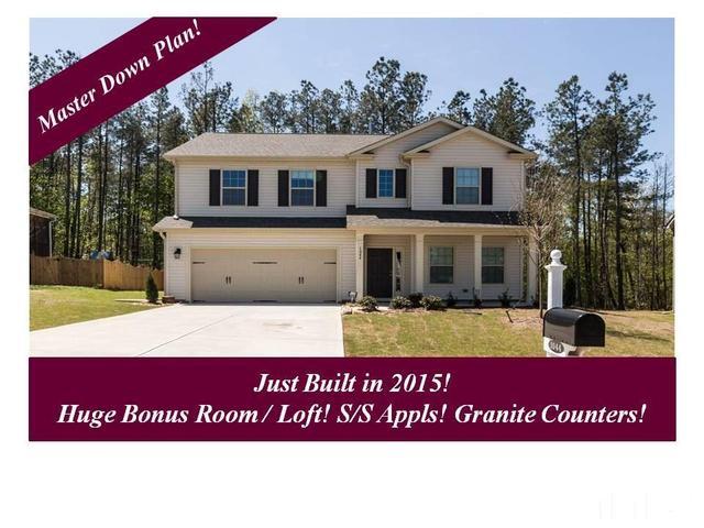 1044 Longleaf Pine Pl, Mebane, NC