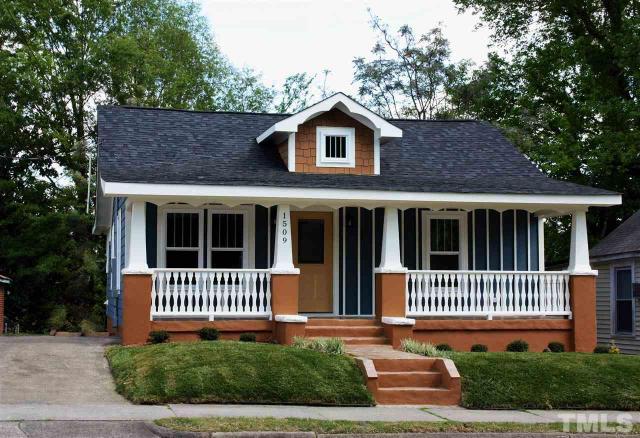 1509 S Roxboro St, Durham NC 27707