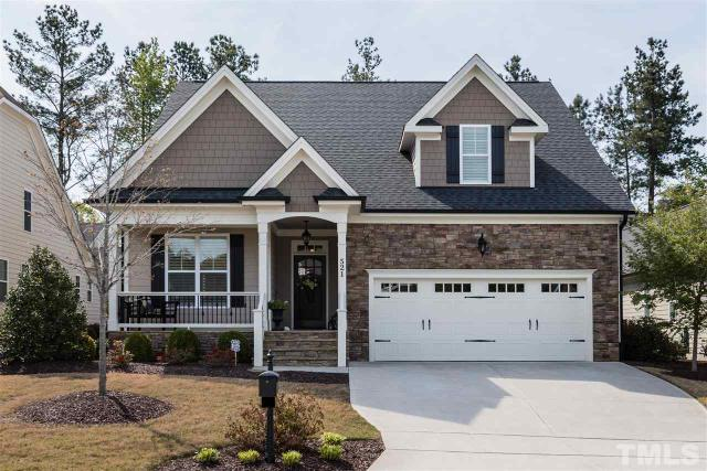 521 Dimock Way, Wake Forest NC 27587