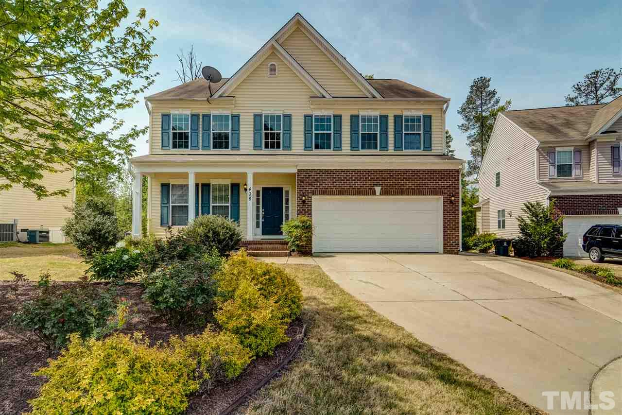 408 Covenant Rock Ln, Holly Springs, NC