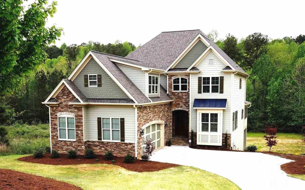 1036 Quiet Ridge Cir, Raleigh, NC