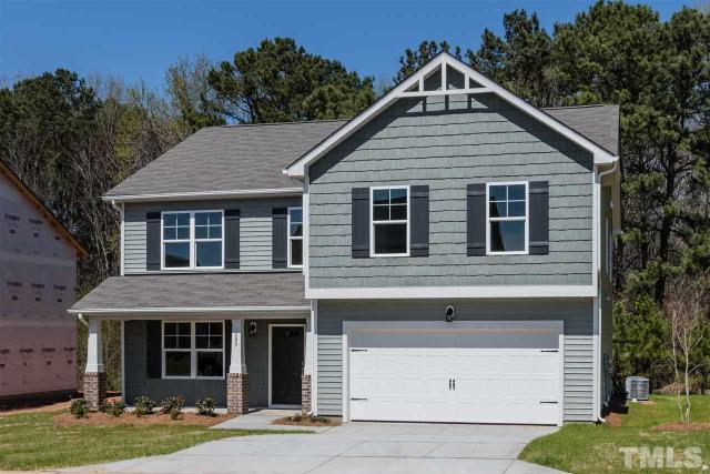 140 Ambergate Dr Youngsville, NC 27596