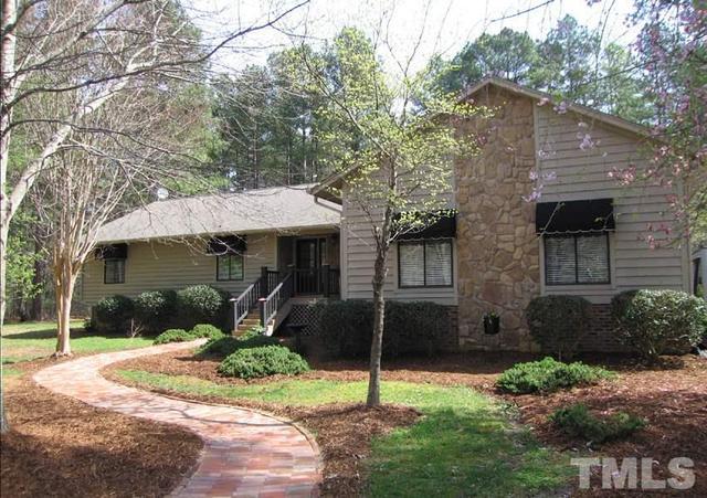 116 Mel Oaks Dr, Chapel Hill, NC