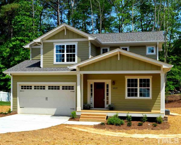 6519 Glen Forrest Dr, Chapel Hill NC 27517