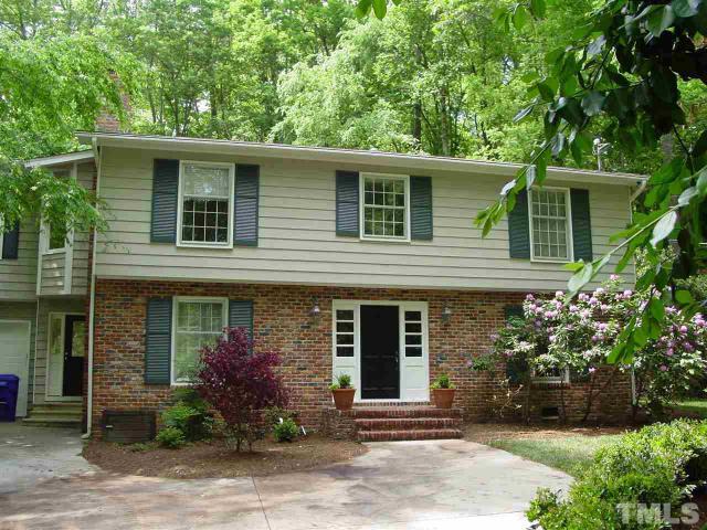 613 Shady Lawn Rd, Chapel Hill NC 27514