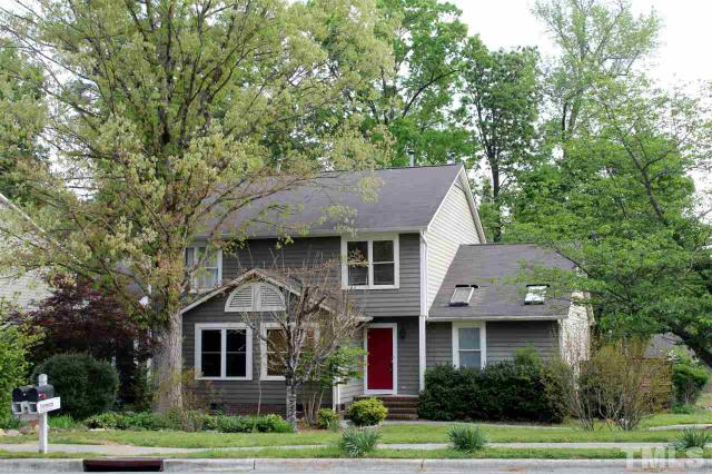 2216 Pathway Dr, Chapel Hill NC 27516
