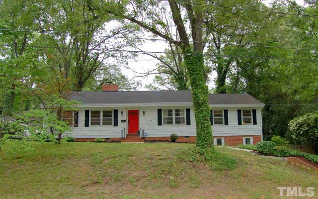 1708 Shawnee St, Durham NC 27701