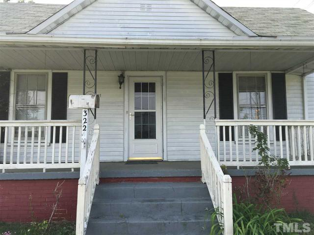 322 N Fisher St, Burlington NC 27215