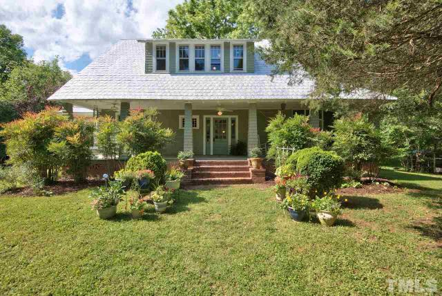 114 W Orange St, Hillsborough, NC