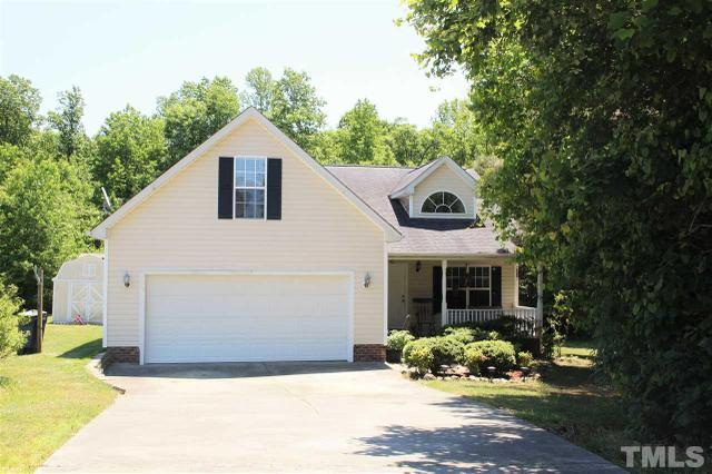 90 Old Stone Ln, Youngsville, NC