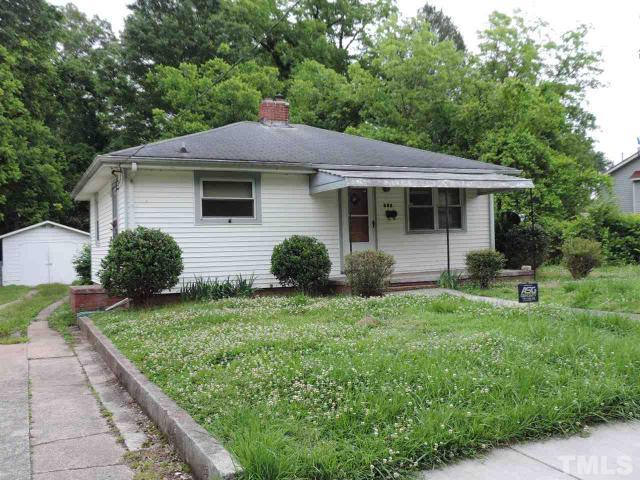 207 S Briggs Ave, Durham NC 27703