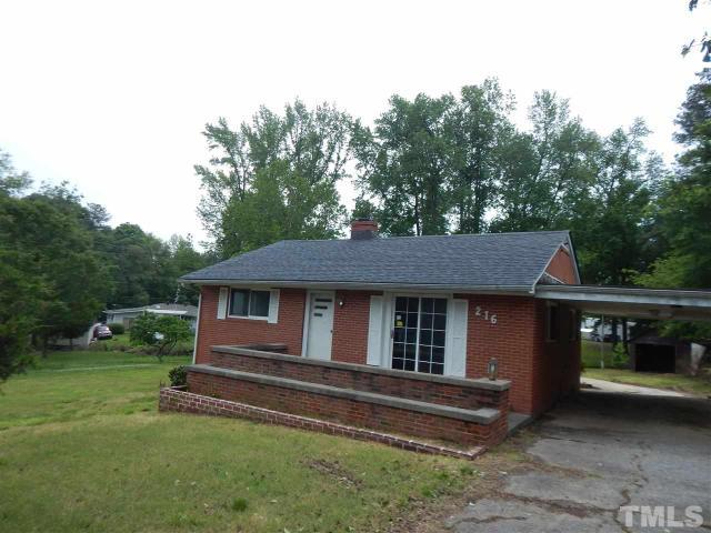 216 Breedlove Ave, Durham, NC
