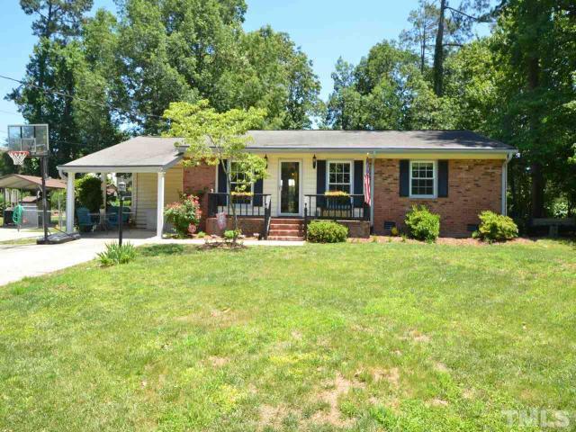 2716 Dove Ln Raleigh, NC 27604