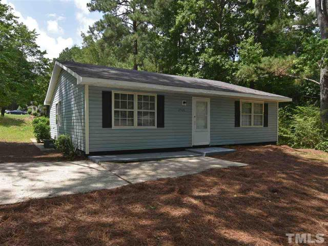 2508 Evers Dr Raleigh, NC 27610