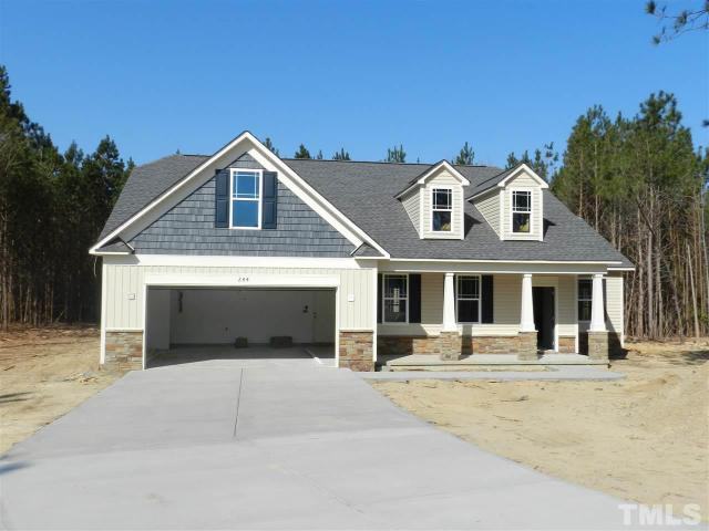 244 Saylor Ridge LnWillow Springs, NC 27592