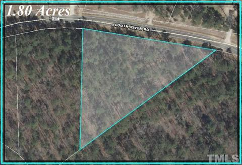Lot 3 South River Road, Lillington, NC 27546
