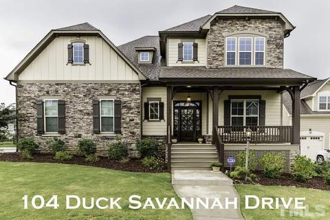 104 Duck Savannah Dr, Holly Springs, NC 27540