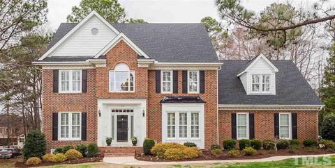Homes For Sale In Preston Grande Cary Nc