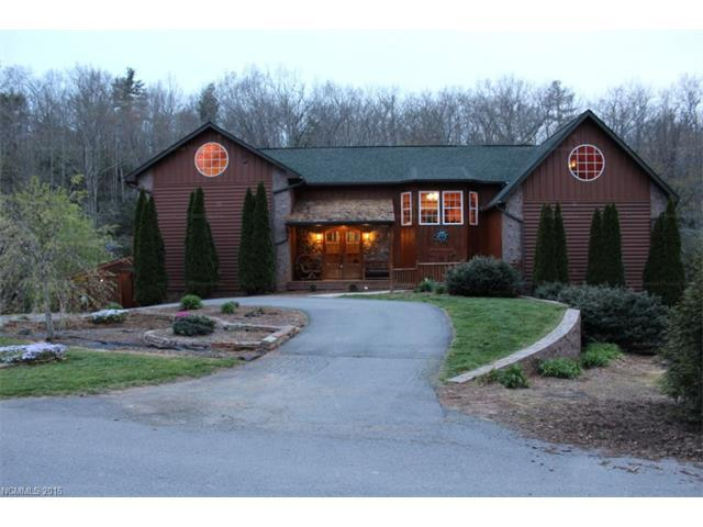 485 E Old Fort Rd, Fairview, NC
